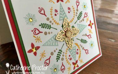Scandi Style Christmas Card