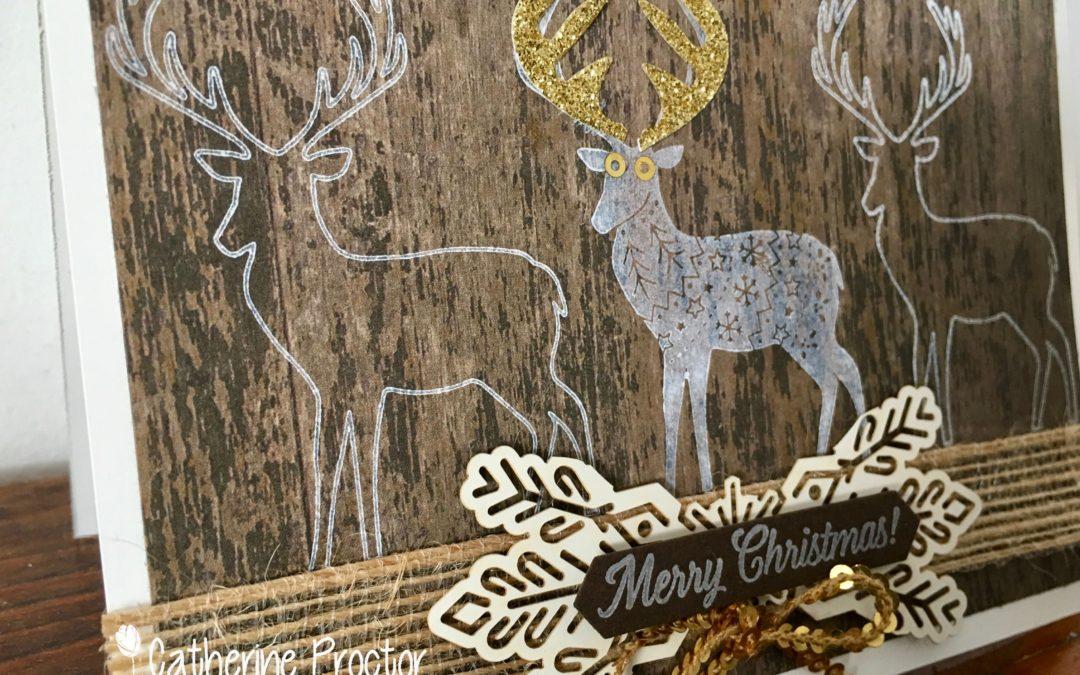 Art With Heart, Heart of Christmas Week 19