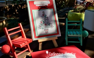 Art With Heart, Heart of Christmas Week 22