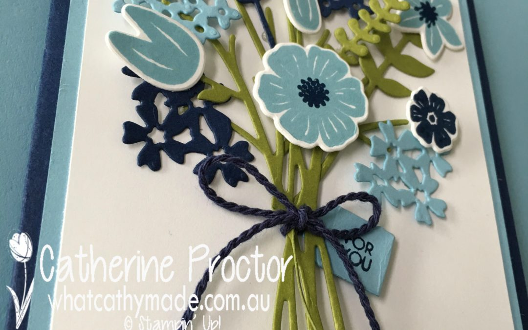 Art With Heart Colour Creations Blog Hop: Week 1 Balmy Blue
