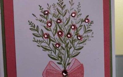Art With Heart Colour Creations Blog Hop: Week 17 Flirty Flamingo