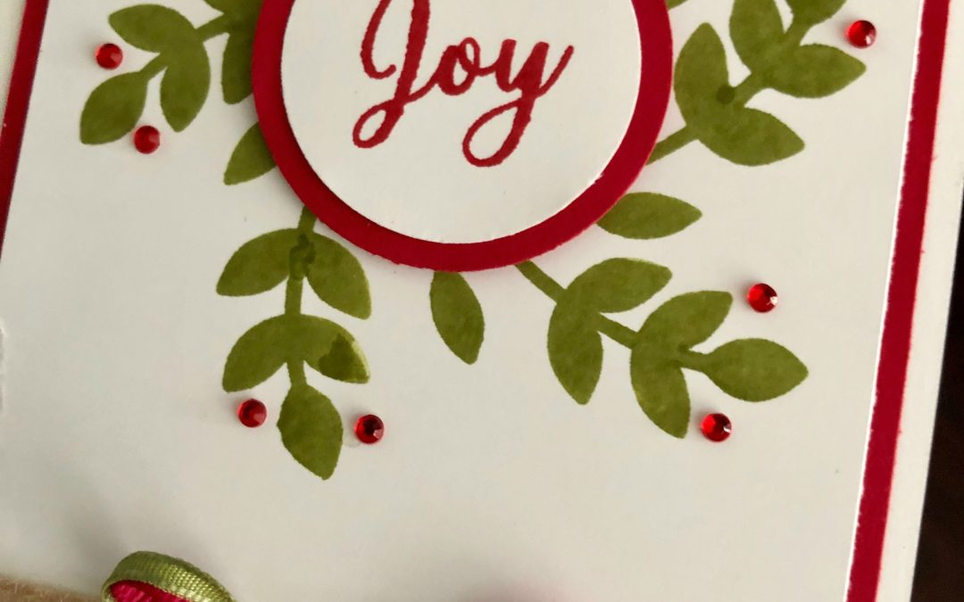 Art With Heart: Heart of Christmas Week 15 Happiness Surrounds