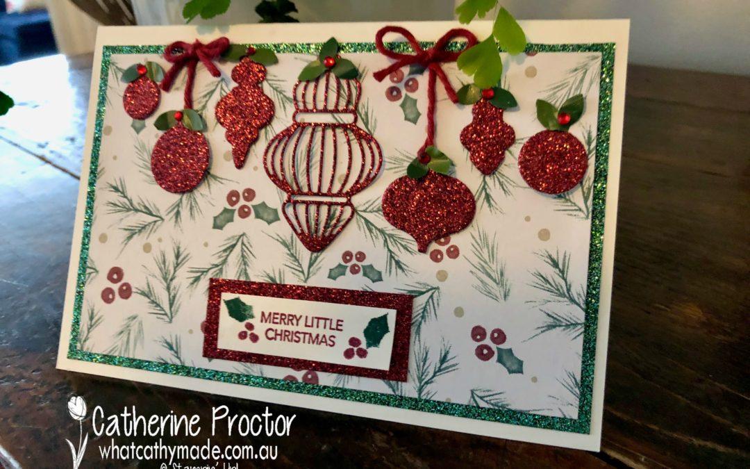 Art With Heart Colour Creations Blog Hop: Week 29 Merry Merlot