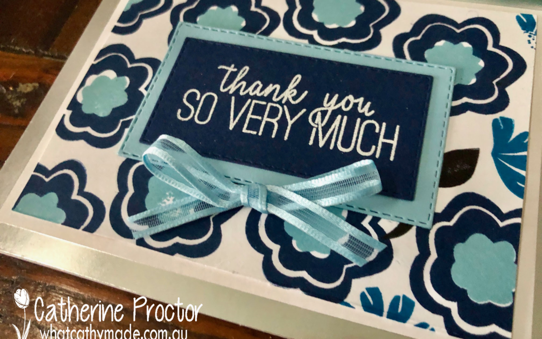 Art With Heart Colour Creations Blog Hop: Week 32 Night of Navy