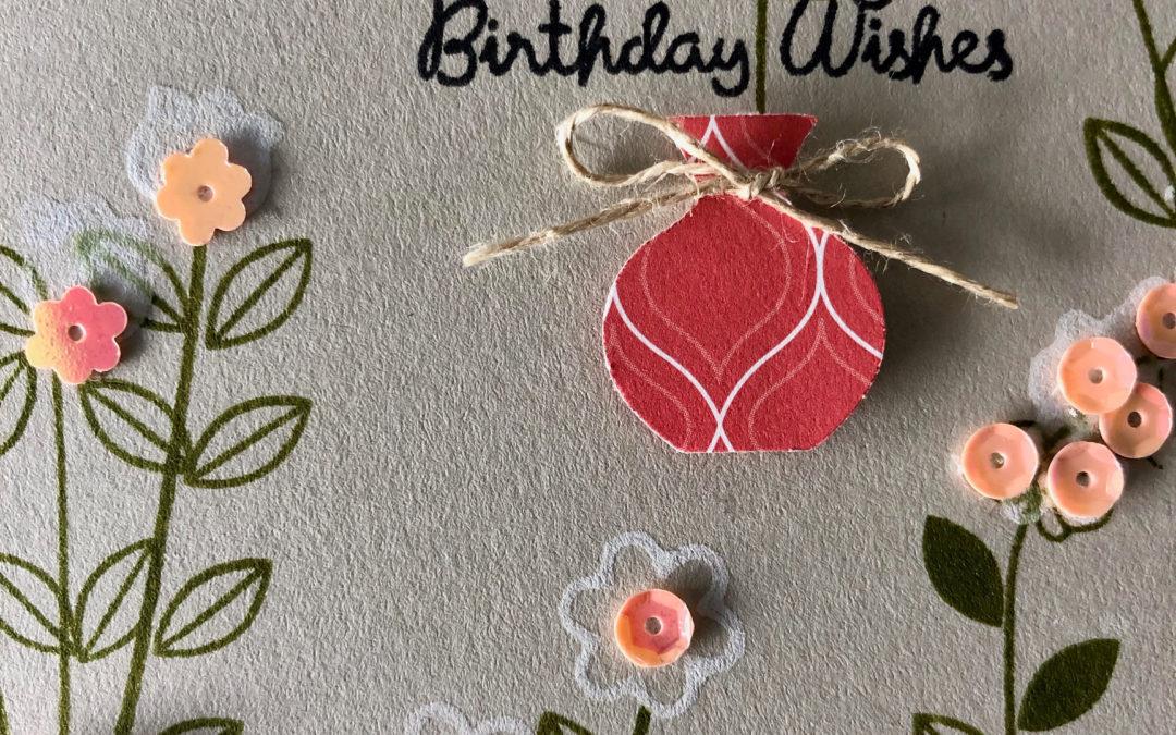 Art With Heart Colour Creations Blog Hop: Week 53 Terracotta Tile