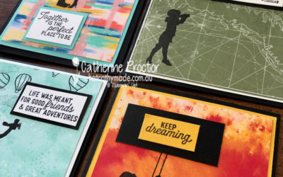 Art With Heart July Blog Hop: Simple Stamping