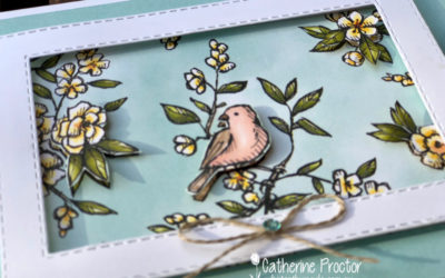 Art With Heart September Blog Hop: Designer Series Paper