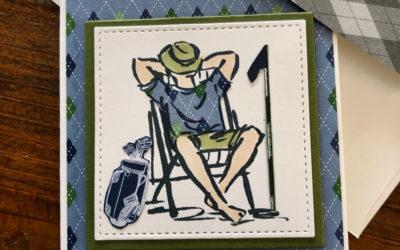 Art With Heart Creative Showcase: Masculine Cards