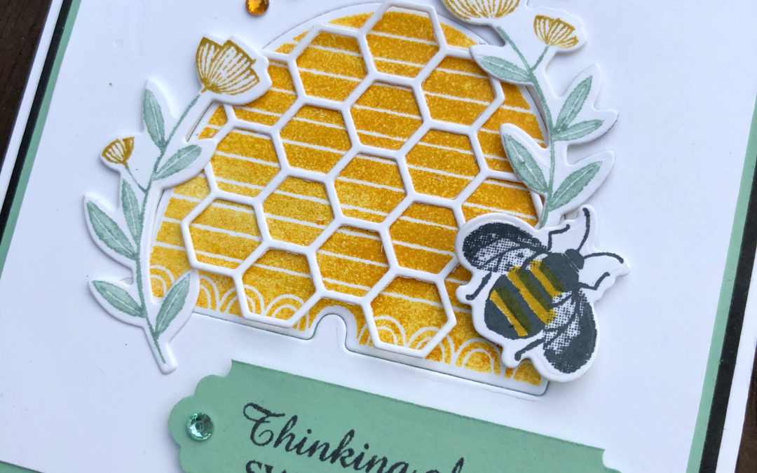 Farewell to 2019-20 Retiring Products – Honey Bee Bundle