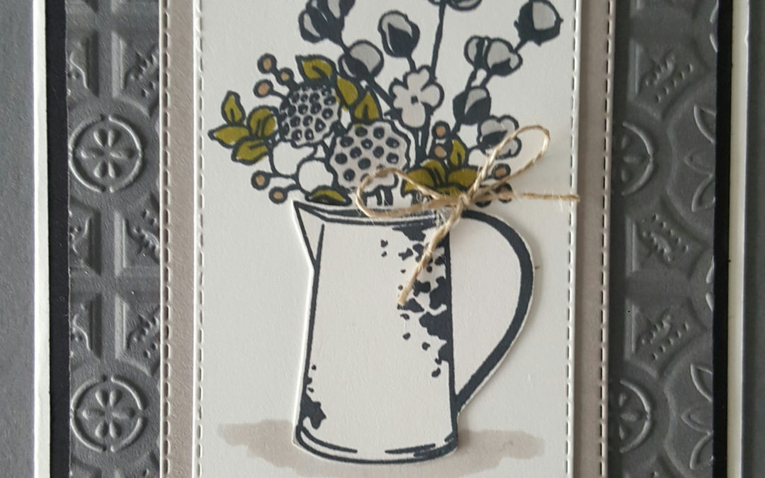 Stampin' Up! Country Home Hello Cards
