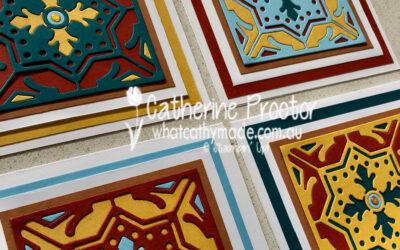 Art With Heart Colour Creations Showcase: Week 7 Cajun Craze