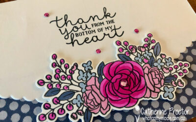 Art With Heart Colour Creations Showcase: Week 23  Magenta Madness