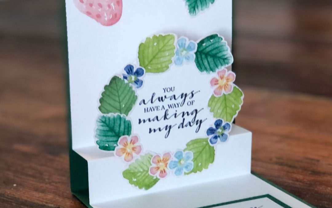 Stampin' Up! 2021 January to June Mini and SALE-a-bration AWH Creative Showcase