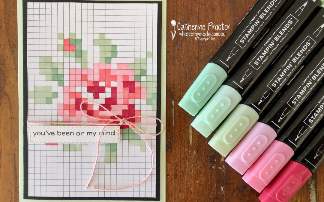 Stampin' Up! Soft Sea Foam – Week 49 AWH Colour Creations Showcase