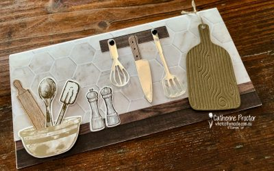 Stampin' Up! Soft Suede – Week 50 AWH Colour Creations Showcase