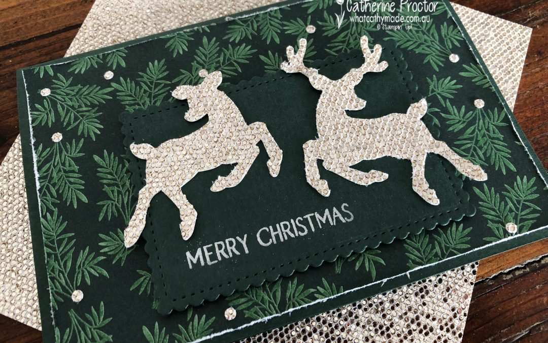 Stampin' Up! AWH Heart of Christmas Week 2
