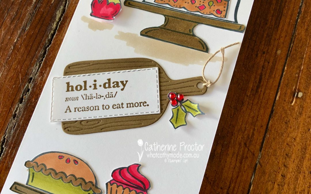 Stampin' Up! AWH Heart of Christmas Week 6