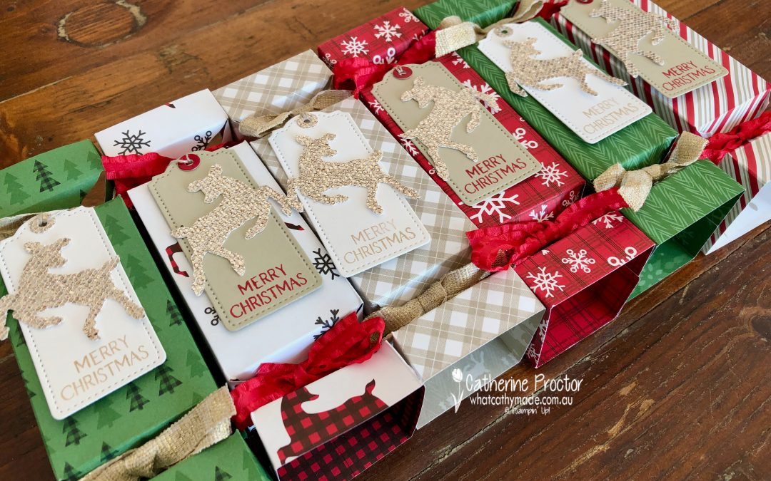 Stampin' Up! AWH Heart of Christmas Week 7