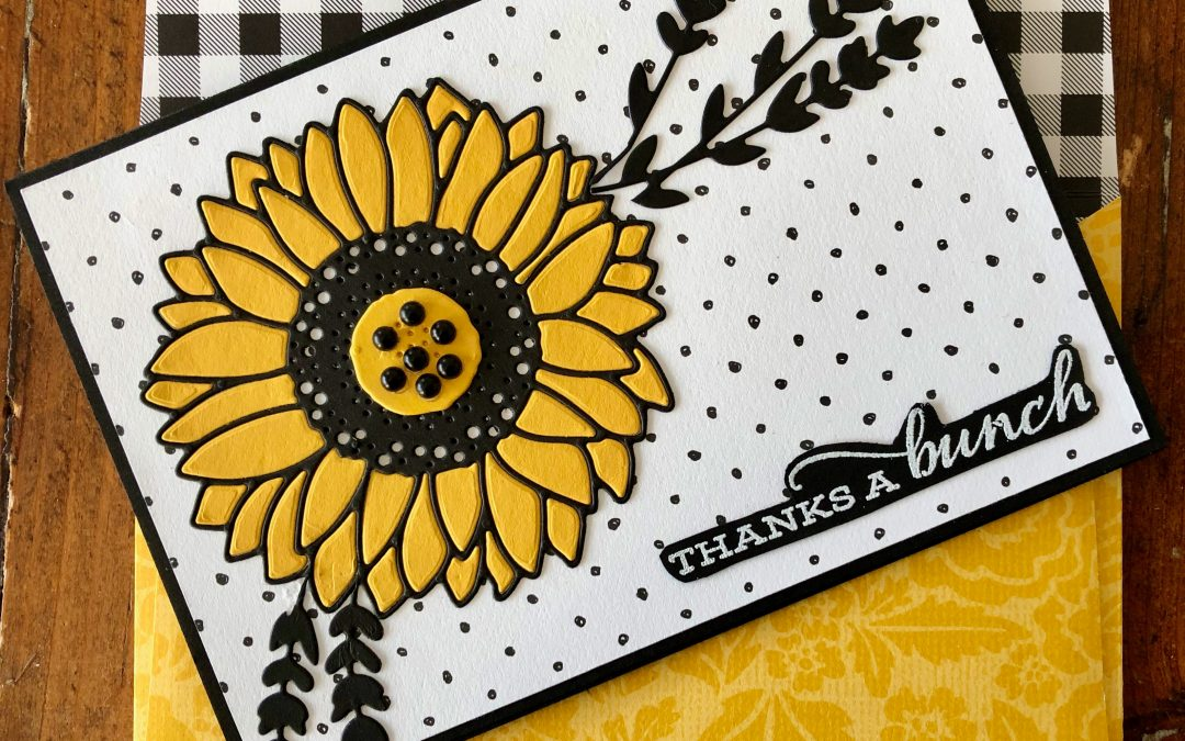 Stampin' Up! Crushed Curry – Week 14 AWH Colour Creations Blog Hop