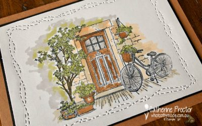 Stampin' Up! Cinnamon Cider – Week 11 AWH Colour Creations Blog Hop