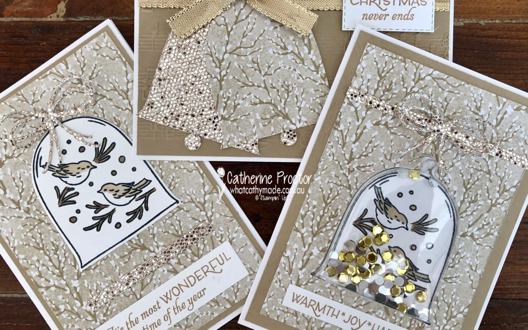 Stampin' Up! AWH Heart of Christmas Week 12