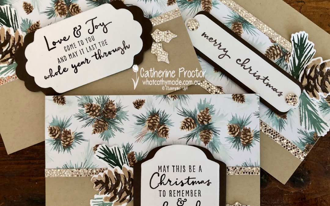 Stampin' Up! Early Espresso – Week 16 AWH Colour Creations Blog Hop