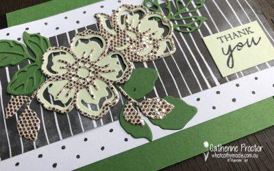 Stampin' Up! Garden Green – Week 18 AWH Colour Creations Blog Hop