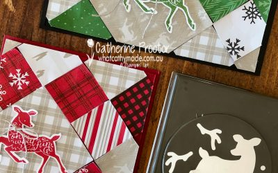 Stampin' Up! AWH Heart of Christmas Week 11