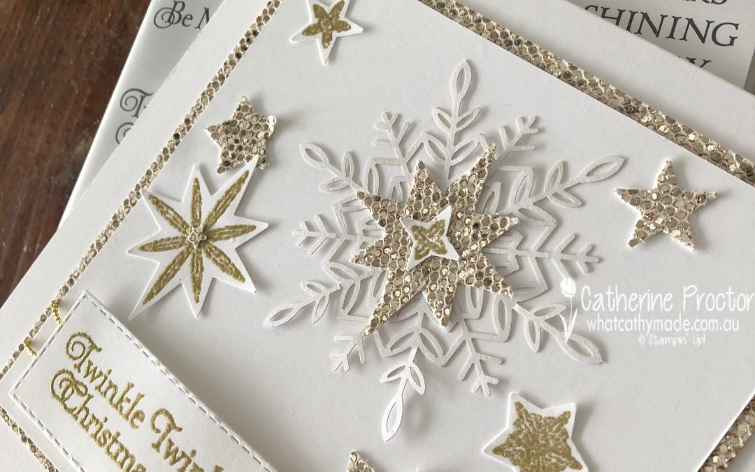 Stampin' Up! AWH Heart of Christmas Week 13